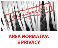 Area Normativa e Privacy